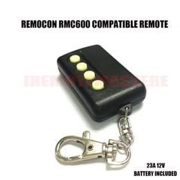 2019 laptop-zentrum 2 stück FOR Remocon RMC-600 RMC600 fernbedienung sender fein