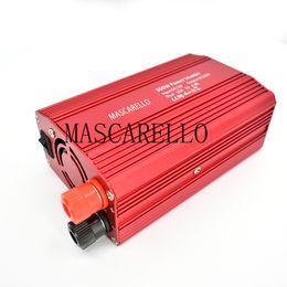 Inversor dc 5v online-MASCARELLO® 300W Power Inverter DC 12V a 110V AC Doble 5V / 4.8A USB Puerto del coche transformador convertidor USB cargador