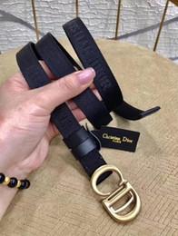 juego de oro tronos joyas Rebajas venta caliente nuevos modelos negras 2.0 D cinturones para mujer para hombre Jeans correas para los hombres de las mujeres hebilla de metal cinturones de marca con el tamaño 105cm-125cm como regalo 7277