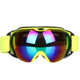 bf106d20a2bc China New Arrival Professional Ski Goggles Double Layers Anti-fog Big Ski  Mask Glasses Skiing