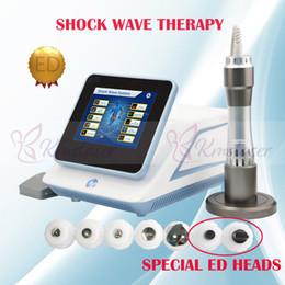 2019 nova versão máquina fisioterapia onda de choque para o tratamento de ED terapia de ondas de choque / electromagnético para tratamento de redução de celulite de Fornecedores de terapia celular