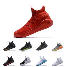 f0ab3c01b15 NOVA MVP homem Currys 6.0 Sapatos de Basquete dos homens Curry 6  Aniversário calçado Fired Up Final de Natal todas as estrelas de  Treinamento esportivo ...
