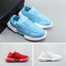 2019 scarpe qasa 2019 Y Shoes 3 QASA B-BALL RACER Vista Grigio Sneakers uomo traspirante Scarpe da corsa Coppie Prophere Climacool da uomo trainer Designer sports scarpe qasa economici