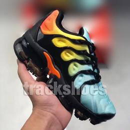 New Kids Tn Plus Boys Girls Shoes For Baby Parent Child Children Multi Black Zapatillas de deporte blancas Zapatillas de deporte al aire libre EUR 24-35 desde fabricantes