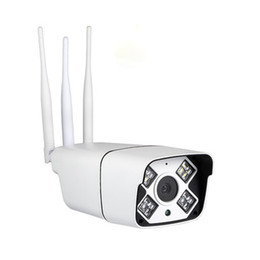 cúpula câmera de segurança metal Desconto 1080 P Câmera IP Wi-Fi 3G 4G Cartão SIM Câmera HD Bala PTZ Câmera Sem Fio Ao Ar Livre IR 50 M Auto Foco Lente CCTV Cam