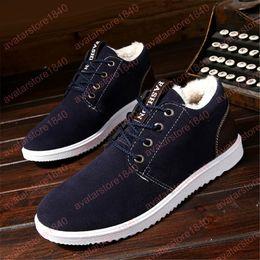 botas de invierno para hombres Rebajas 2019 Nuevo estilo botines hombres zapatos de invierno botas de nieve hombres zapatos casuales zapatos de invierno hombres zapatos de lujo