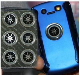 Autocollants de radioprotection en Ligne-100 pcs Autocollant de Bouclier Quantique Autocollant de téléphone portable pour téléphone portable Protection contre le rayonnement anti-EMF Fusion Excel anti-rayonnement