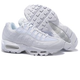 the latest dbce6 d639a nike air max 95 running shoes basketball shoes Meilleur Chaussures Hommes  Chaussures De Course Classique 95 Hommes Outdoor Designer Sneakers Noir  Blanc ...