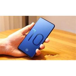 загрузить goophone sim бесплатно Скидка Бесплатная доставка Goophone S10 плюс телефон S10 + 6,5 дюймов разблокирована четырехъядерный процессор MTK6580 1 ГБ ОЗУ 8 ГБ / 16 ГБ ПЗУ Dual SIM Epacket доставка