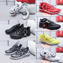 Boyutu 7 ~ 13 Yeni 2017 maxs outoor Spor Koşu Ayakkabıları Eleman 87 kutusu ile Erkekler Atletik ayakkabı React ücretsiz kargo nereden