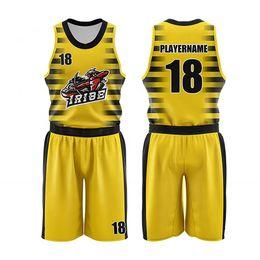fc303800489aa 2019 maillots d uniforme de basket-ball pas cher Nom personnalisé + nombre  enfants