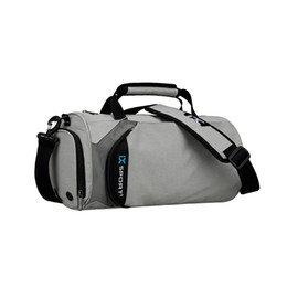 feab89204a53 20L Men Gym Bags For Training Waterproof Basketball Fitness Women Outdoor  Sports Football Bag With independent Shoes Storage  258120