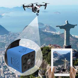 Micro câmeras escondidas sem fio on-line-Original SQ12 SQ12 SQ13 SQ23 HD Mini Câmera Micro Cam Espia Oculta Wi-fi Sem Fio Pequeno IP Bicicleta DVR Cachee Esconder Vídeo Minúsculo