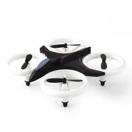 Se corrigió el alto avión de cuatro ejes, iluminación fría, modelo anti-caída, control remoto, juguetes para niños drones desde fabricantes