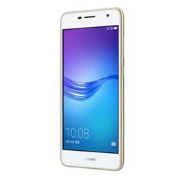 разблокированные смартфоны 3g wifi Скидка Оригинальный Huawei наслаждайтесь 6 сети 4G LTE сотового телефона MT6750 Octa ядро 3 ГБ оперативной памяти 16 Гб ROM Андроид 5.0 дюймов 13.0 Мп отпечатков пальцев ID OTG смарт-мобильный телефон