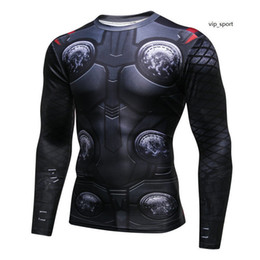 Nuevos estilos de camiseta online-Camiseta de fútbol para hombre en línea Camiseta deportiva de manga larga Buena calidad Venta en línea Nuevo estilo 14 Barato