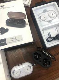 производители наушников Скидка TWS2 Беспроводная Bluetooth-гарнитура 5.0 Сабвуфер Высококачественная беспроводная Bluetooth-гарнитура