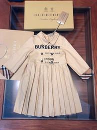 Jupe occidentale princesse en Ligne-Fishtail robe bord modèle design pastorale Fille Automne Princesse Western Style Will Gules enfants designer luxe jupe enfants bébé joyf