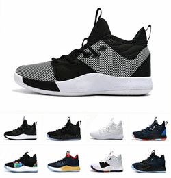 67468a08034 2019 New Paul George 3 Console Mens Basketball Shoes for Good quality  Multicolor PG III 3s Chaussures Classic Sports Shoes Sneakers US 7-12