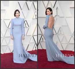 Weddings & Events Taraji P Henson Oscar 2019 Red Carpet Black Velvet Celebrity Dresses The 89th Academy Awards Mermaid Long Celebrity Gown Dress Fast Color