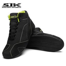 Motokros binici / bisiklet ayakkabıları motosiklet ayakkabıları ayakkabı SBK dört mevsim bot Mob ekipmanları 001 yarış nereden otel terlikleri tedarikçiler