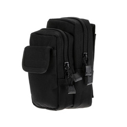 Bolsa táctica PALS Molle Waist Pack utilitario Bolsa de viaje Bolsa de deporte al aire libre Deporte al aire libre desde fabricantes
