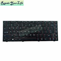 nouveaux ordinateurs portables en gros Promotion Keybord américain de l'ordinateur portable série Y400 pour Lenovo 25205378 PK130RQ3B00 9Z.N5TBC.401 NSK-B64BC New Original Wholesales
