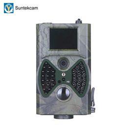 12mp scouting camera Desconto SUNTEKCAM HC-300A Trilha Caça Câmera Câmeras 12MP 1080 P Selvagem Vigilância Foto Trap IP54 À Prova D 'Água 32 GB Trail Scouting Cam