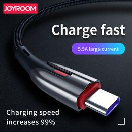 Оригинал Joyroom S-M379 jr S-M379 1м / 2м 5.5A кабель для быстрой зарядки samsung android с розничной упаковкой от Поставщики упаковочные кабели 2m