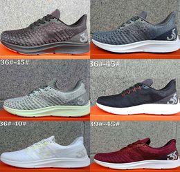 Nombres para hombre zapatillas online-Moda ComfirtablePegasus Turbo35 Productos de la serie Zapatillas deportivas para correr Jiont Nombre Estilo Negro Blanco Azul Zapatos para caminar Hombres Mujeres