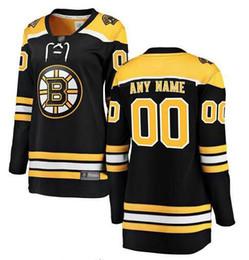 remiendos al por mayor de la camisa del niño Rebajas Custom Boston Bruins nhl camisetas de hockey Orr CCM 2019 Stanley Cup Final Patch Jersey 4xl 5xl 6xl venta al por mayor barato fábrica de mujeres niños 4xl