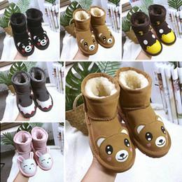 Botas de chicas atléticas online-UGG Boots 2018 Calcetines de estiramiento casual zapatos niños zapatos bebé zapatillas de deporte botas botas niño niño y niñas calcetines de lana calcetines atléticos zapatos XXP9