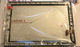 Canada Numériseur de panneau d'écran tactile 40 broches avec cadre pour Nextbook FCA0776-1618, pièces de rechange, noir, qualité, garantie cheap warranty parts Offre