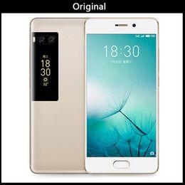 android chinese fernseher Rabatt Instock Meizu Pro 7 pro7 4G LTE 4 GB 128 GB MTK p25 Octa Core Handy 5,2