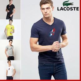 T-shirt à manches courtes pour hommes à la mode, été 2019, taille m-xxxl -AAA, haute qualité, garantie de livraison gratuite, bienvenue pour acheter ? partir de fabricateur