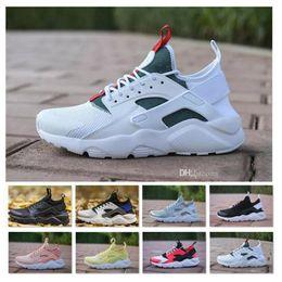 Barato A la venta Huarache Ultra Run Shoes Triple Blanco Negro Hombres Mujeres Zapatos para correr Entrenamiento deportivo Factory Store Zapato Jogging Shoes desde fabricantes