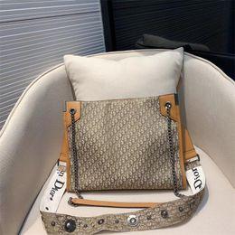 bolsas de cor branca Desconto vendas a baixo preço de 2020 mulheres novo estilo de moda de lona Sacos luxurys Bolsa 33cm alta qualidade ombro senhora Bags