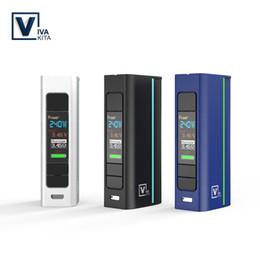Vivakita Electronic Cigarette Vape Mod Move Grand 80W Caja Mod Fit Atomizador 510 Hilo sencillo 18650 Batería e cigarrillos mod vape desde fabricantes