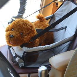 Accessori per auto Sedile di sicurezza per auto per animali domestici Traspirante per animali domestici Cane per cani Borsa da viaggio Borsa per cani Articoli per gatti Prodotti per animali domestici da