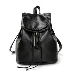 b3f1294c535f5 quasten-rucksack-stil Rabatt Neue Designer Frauen Rucksack 19157 Casual  Style Doppel Umhängetasche Totes