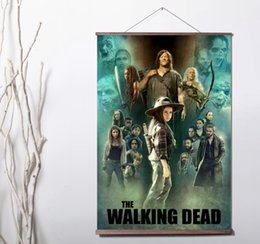 THE WALKING DEAD TV Show PHOTO Print POSTER Series Cast Art Daryl /& Carol 012