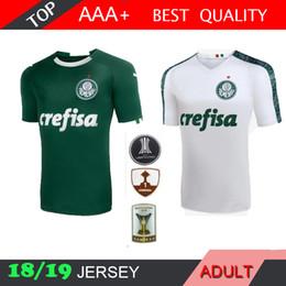 2019 2020 Palmeiras   10 MOISES camiseta de fútbol 19 20 Casa verde   9  BORJA Camiseta de fútbol Blanca   7 DUDU Club Palmeiras uniformes de fútbol  rebajas ... d09a18ea684d4