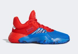 Sapato incrível on-line-DON edição 1 Amazing Spider Man para vendas com caixa Donovan Mitchell loja de sapato de basquete frete grátis US7-US11.5