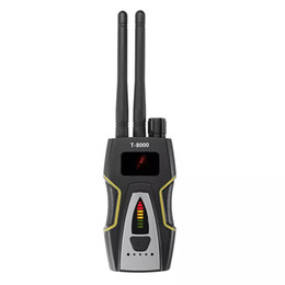2019 tyt walkie talkie radio T8000 Pro RF Bug-Kamera-Signal-Detektor Frequenz-Scanner GPS Wireless-Tracker