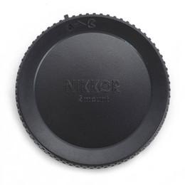casquillos centrales a presión Rebajas iShoot posterior del objetivo Cap protector para cubrir Nikon Nikkor Z 14-30mm f / 4 S de la lente y Nikon Nikkor Z DX 16-50mm f / 3.5 a 6.3 VR lente