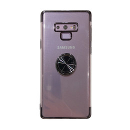 cellphone ring case Promo Codes - Ring Car Holder Kickstand Case Magnetic Cellphone Cover For samsung note9