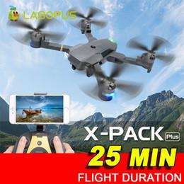 Argentina Plegable con aviones no tripulados 25 minutos en vuelo QuadCopter 5MP WIFI Drones 1080P con la cámara de HD Suministro