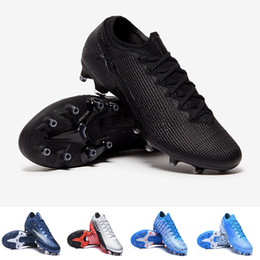 2020 mercurial ag Nike Mercurial Vapor 13 Elite FG Cleats Zapatos de fútbol naranja Mercurial Vapors 13 Cleats Blue Hero ZAPATOS DE FÚTBOL mercurial ag baratos