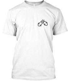 Padrão de skate on-line-T-shirt unisex padrão do skate T