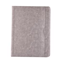 2019 cobre mini silicone comprimido Dobrável pu leather flip / slot para cartão de sono à prova de choque suporte protetora stand case capa para apple ipad 1 2 3 4, 5 6 Ar 2 9.7 '', Pro 2016